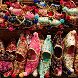 maroc babouches